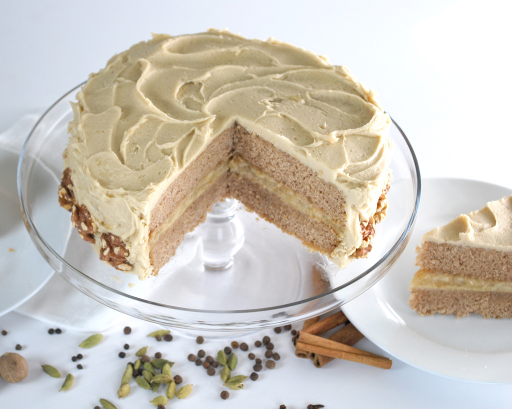 Spice Layer Cake