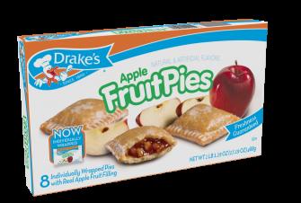 Drake's Fruit Pies