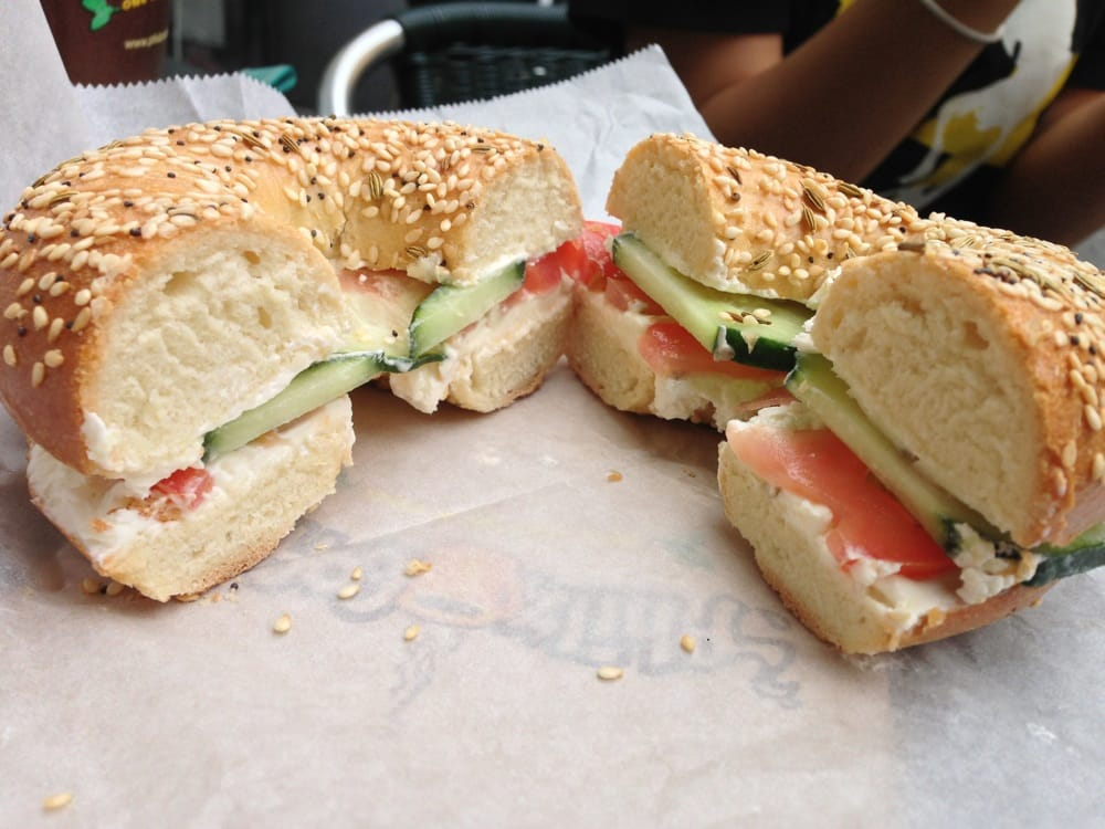 The Philz Bagel