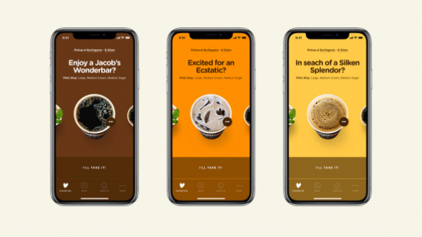 The Philz Coffee App