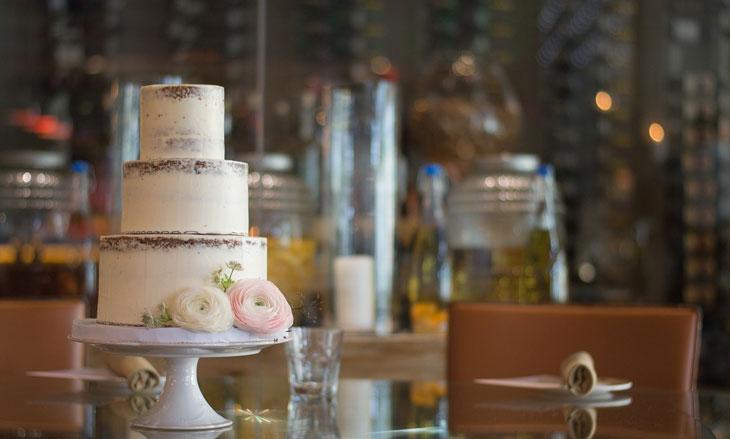 wedding cake miami wedding